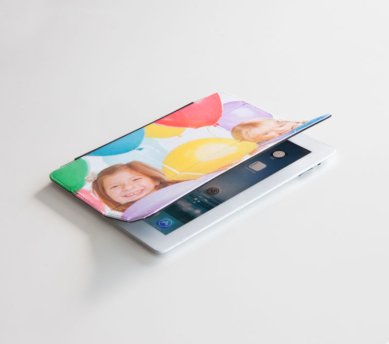iPad Smart Cover mit Foto